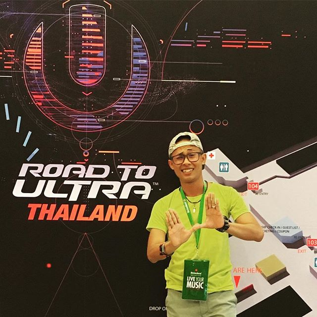 UMF 2016 Road to Ultra Thailand